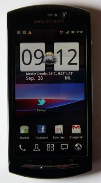 Sony Ericsson Xperia Neo Android (3)