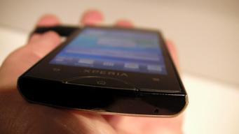 Sony Ericsson Xperia ray (4)