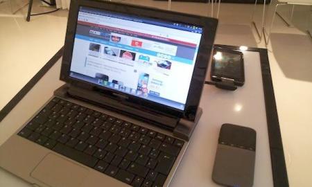 Motorola RAZR Launch Event Header
