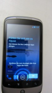 Nexus One Ice Cream Sandwich 4.0 (2)