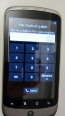 Nexus One Ice Cream Sandwich 4.0 (5)