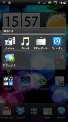 SE Xperia Arc S Screens (12)
