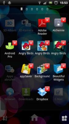SE Xperia Arc S Screens (4)