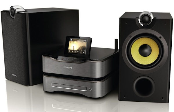 philips mci8080 wifi komponenten hifi system im alltag. Black Bedroom Furniture Sets. Home Design Ideas