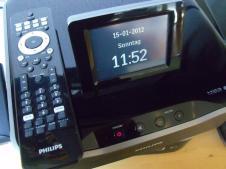 Philips MCI8080 Tasten Fernbedienung