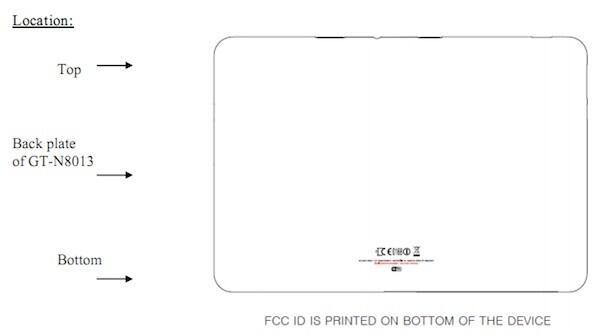 Samsung GT-N8000 und GT-N8013: Neue Android-Tablets auf