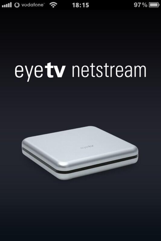 Eye Tv Netstream