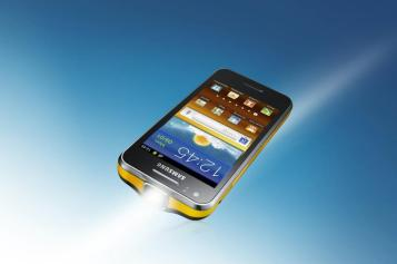 Samsung Galaxy Beam MWC2012_1