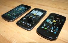 Galaxy Nexus_Nexus S_One S