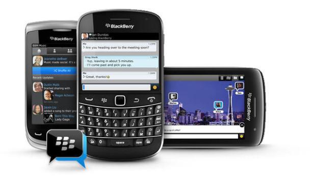 BBM bleibt exklusiv für BlackBerry User
