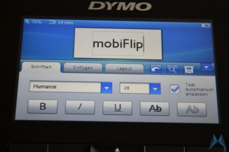 DYMO LabelManager 500 TS (29)