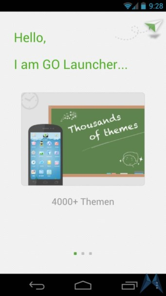 go launcher 3.0 beta (1)
