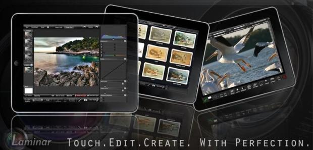 Laminar für das iPad
