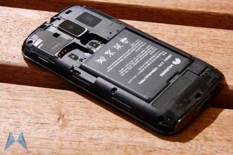 Huawei Ascend Y200 innen