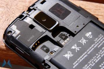 Huawei Ascend Y200 Kamera