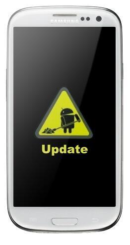 Samsung Galaxy S3 Firmware Update Kies
