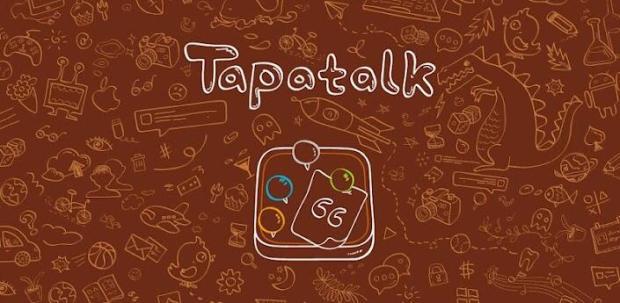 Tapatalk für Android