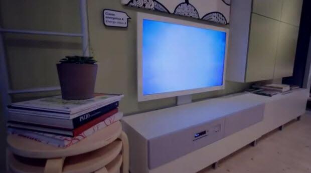 Ikea Uppleva Televisie : Ikea zeigt eigenen smart tv mit komplettem wohnzimmer konzept im
