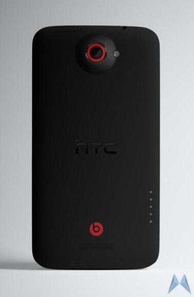 HTC One X+ BACK2 1