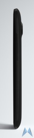 HTC One X+ SideOn-BLACK 6