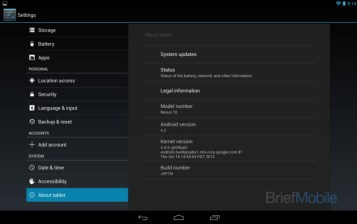 nexus 10 jelly bean 4.2 android (1)