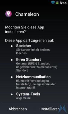 Chameleon Launcher for Phones (1)