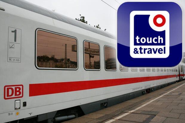 touch and travel deutsche bahn