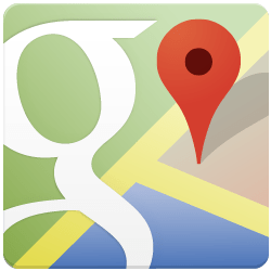 google maps header icon