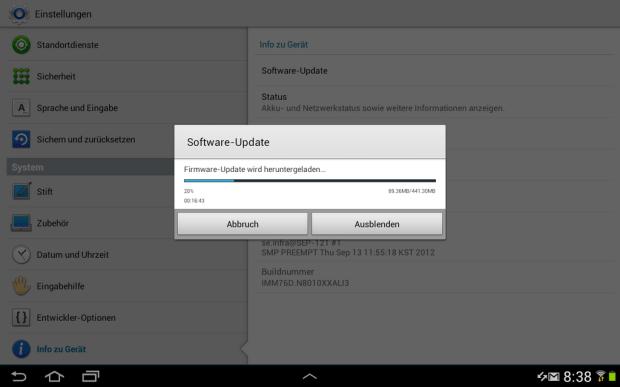 note 10.1 update 4.1