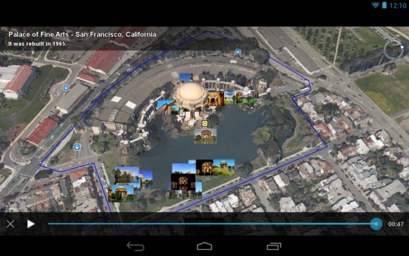 google earth android 1