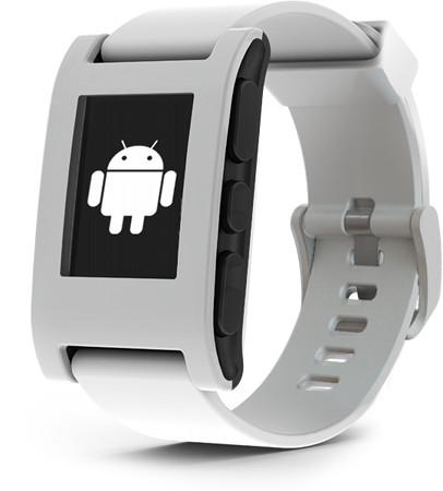 pebble android