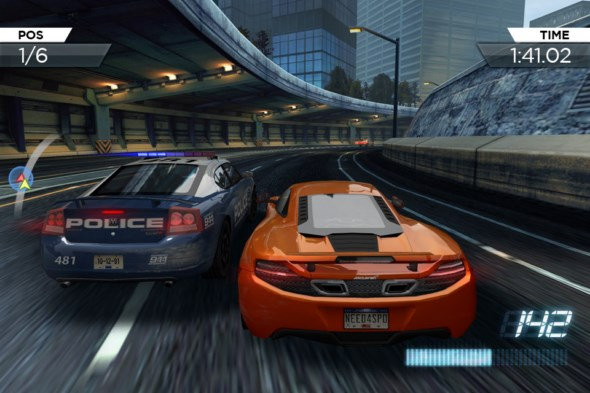 need-for-speed-most-wanted-ios free 1