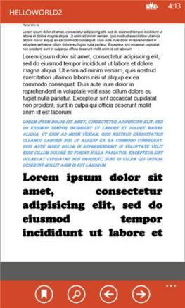 pdf reader windows phone
