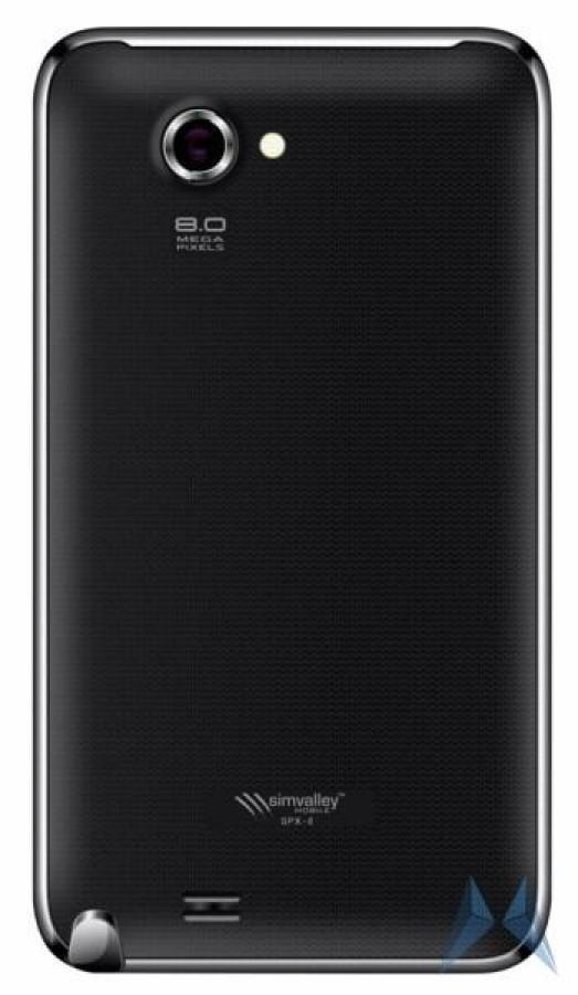 simvalley MOBILE Dual-SIM-Smartphone SPX-8 DualCore 5_2 (2)