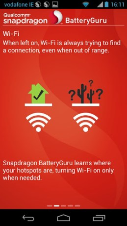 Snapdragon Battery Guru Screenshot3