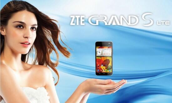 ZTE Grand S LTE