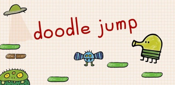 Doodle Jump Header