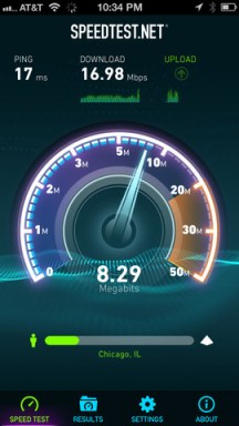 speedtest 3