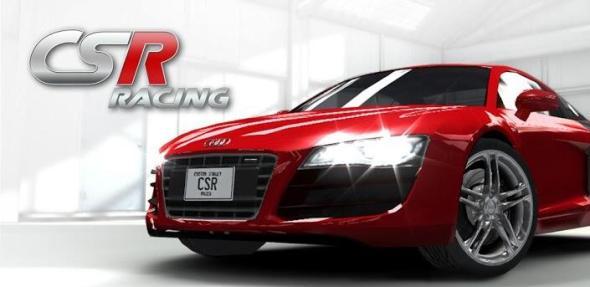 csr racing header