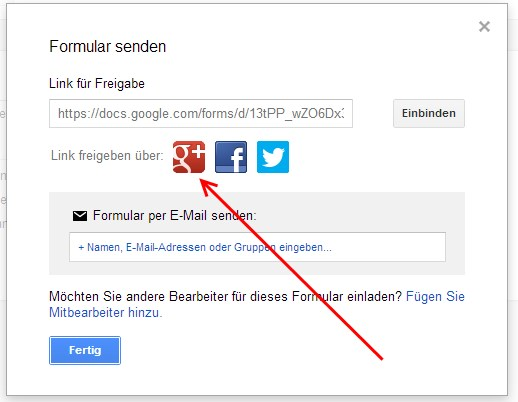 google plus forms 2