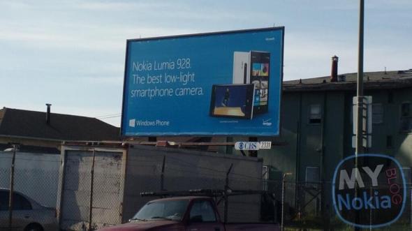 lumia 928 werbeplakat