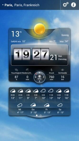 wetter live amazon Gratis-App des Tages 1