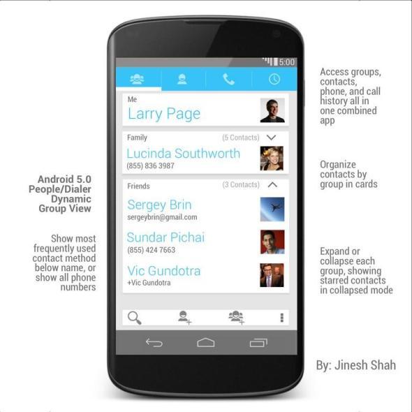 Android 5.0 People Dynamic Group (Kopie)