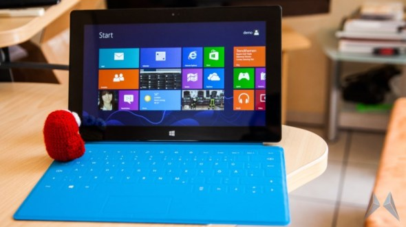 Microsoft Surface Pro Tablet Test (14)