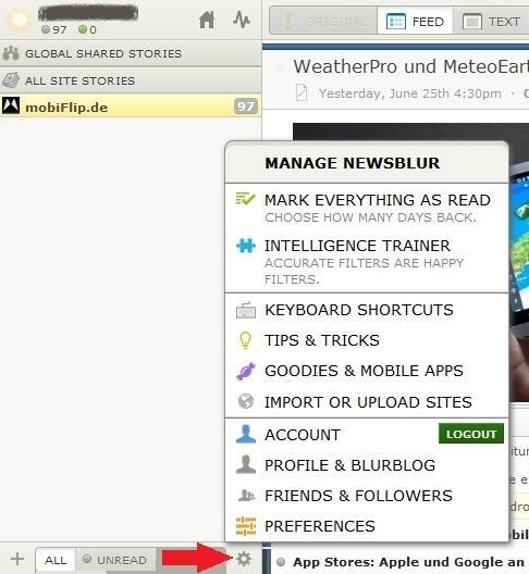 NewsBlur_Screen_Main_Menu