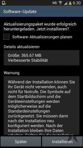 Samsung Galaxy S4 Firmware Update Screenshot_2013-06-06-06-30-09