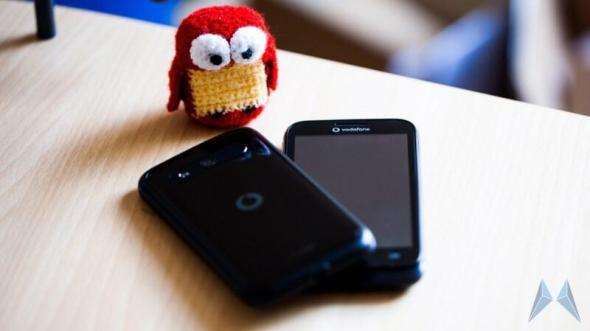 Vodafone Smart III Test (1)