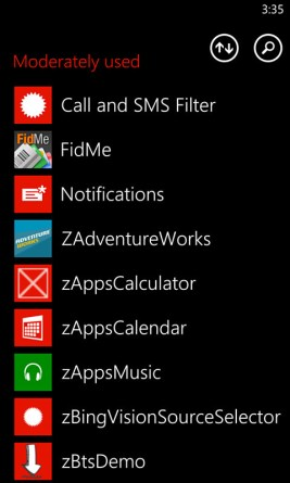 windows phone blue 06
