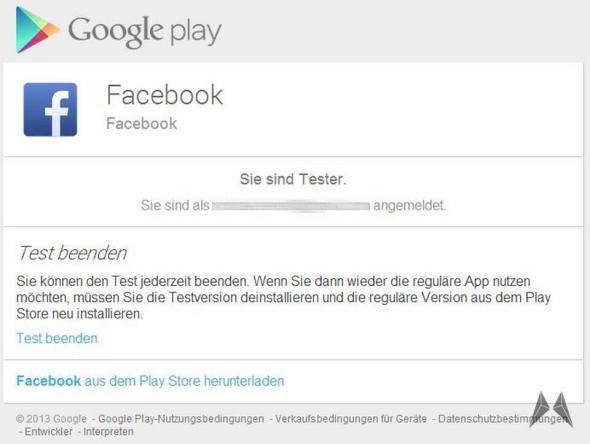 Facebook mobiFlip Facebook Beta