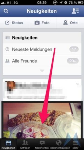 facebook_menuleiste 1